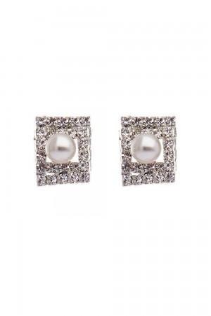 Νυφικά σκουλαρίκια από κρύσταλλα OR3001