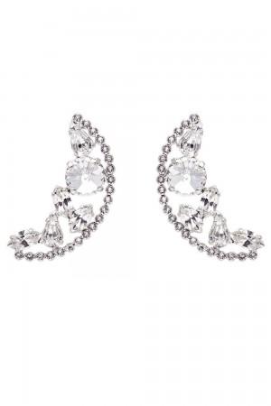 Νυφικά σκουλαρίκια από κρύσταλλα OR3324